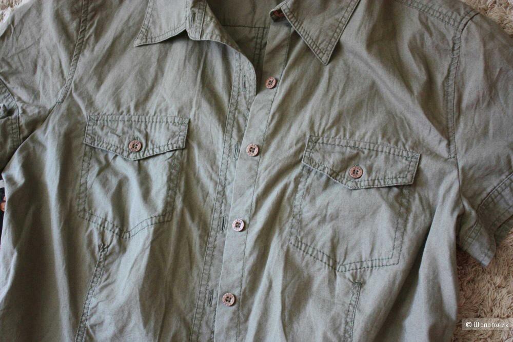 Рубашка H&M , размер S-M (EUR 40)