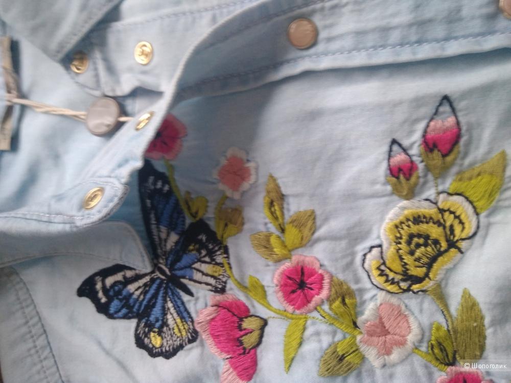 Женская рубашка PEPE JEANS размер 42