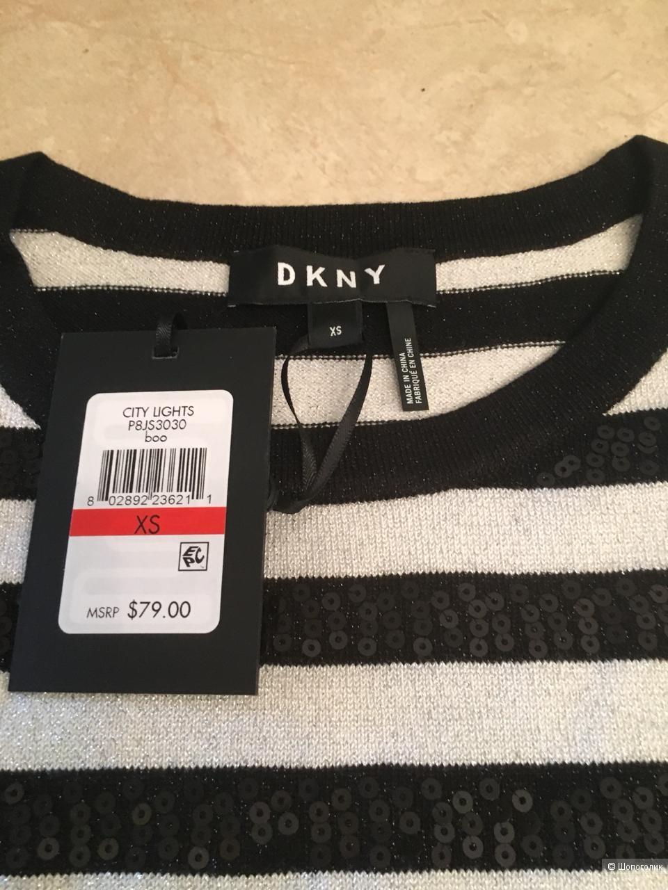 Джемпер DKNY, р XS