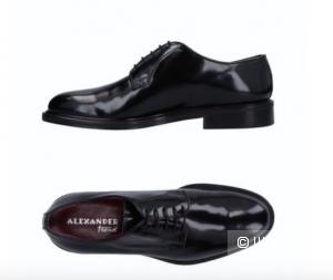 Мужские туфли ALEXANDER TREND. р. 42