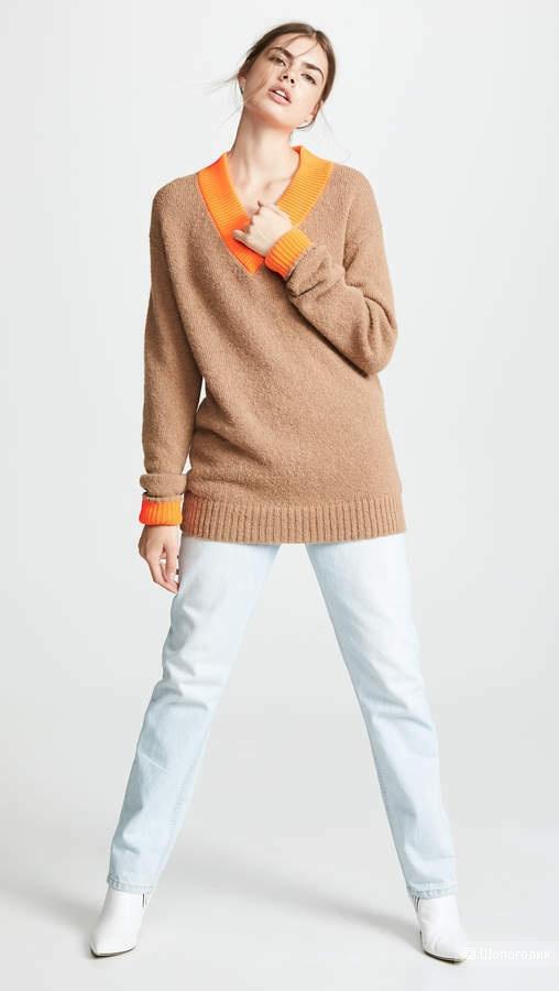 TIBI свитер свободного кроя размер XS-S-M