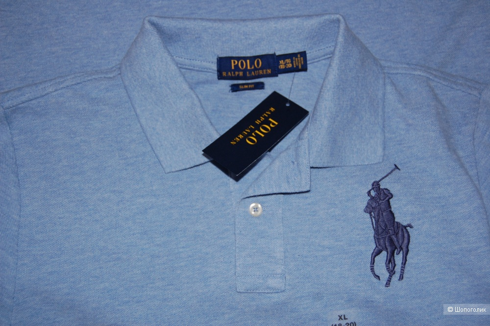 Поло Ralph Lauren Big Pony на 18-20 лет