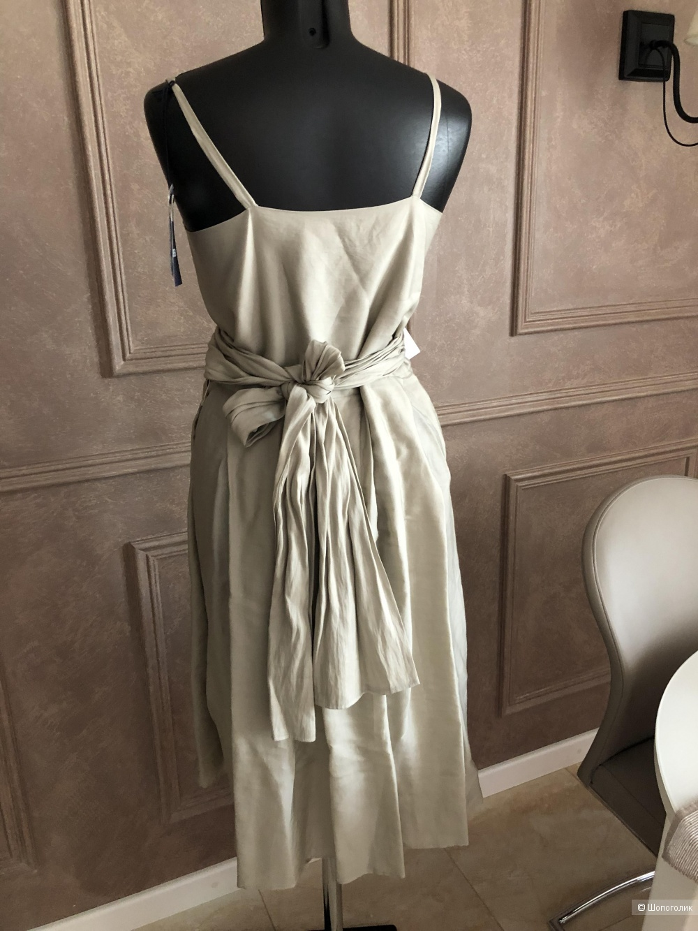 Летнее платье ASPESI 44it