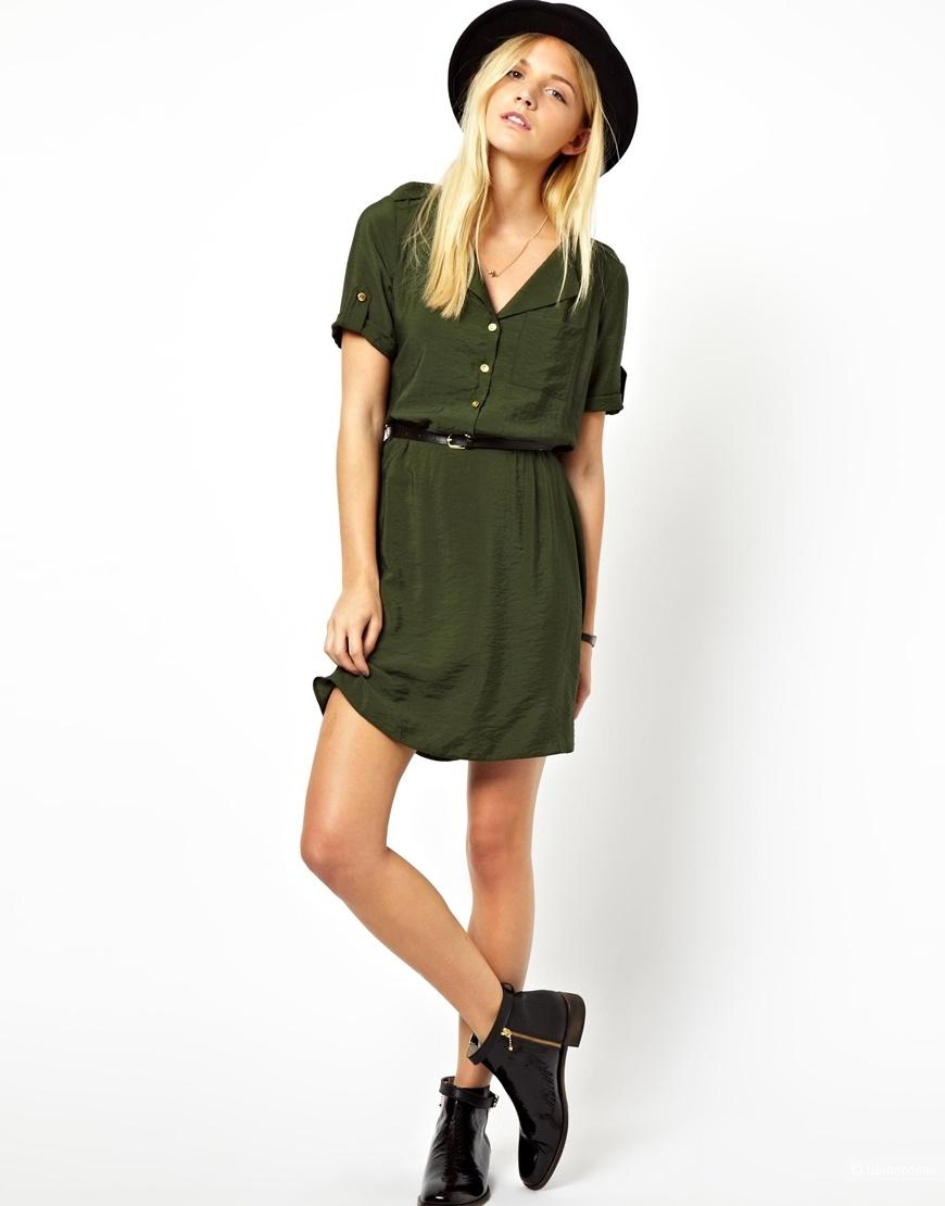 Платье- рубашка, Street One, 46-48