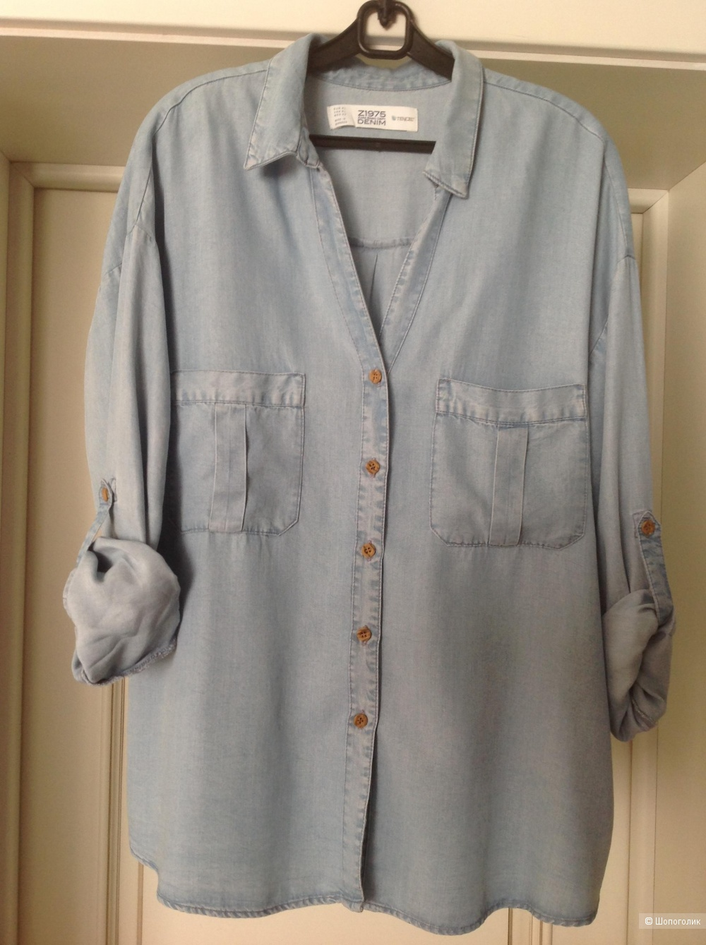 Рубашка Zara Sport, XL