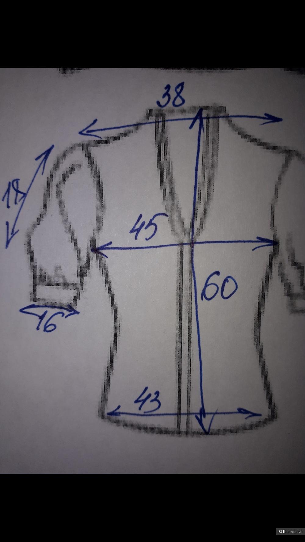 Рубашка Stussy р-р М