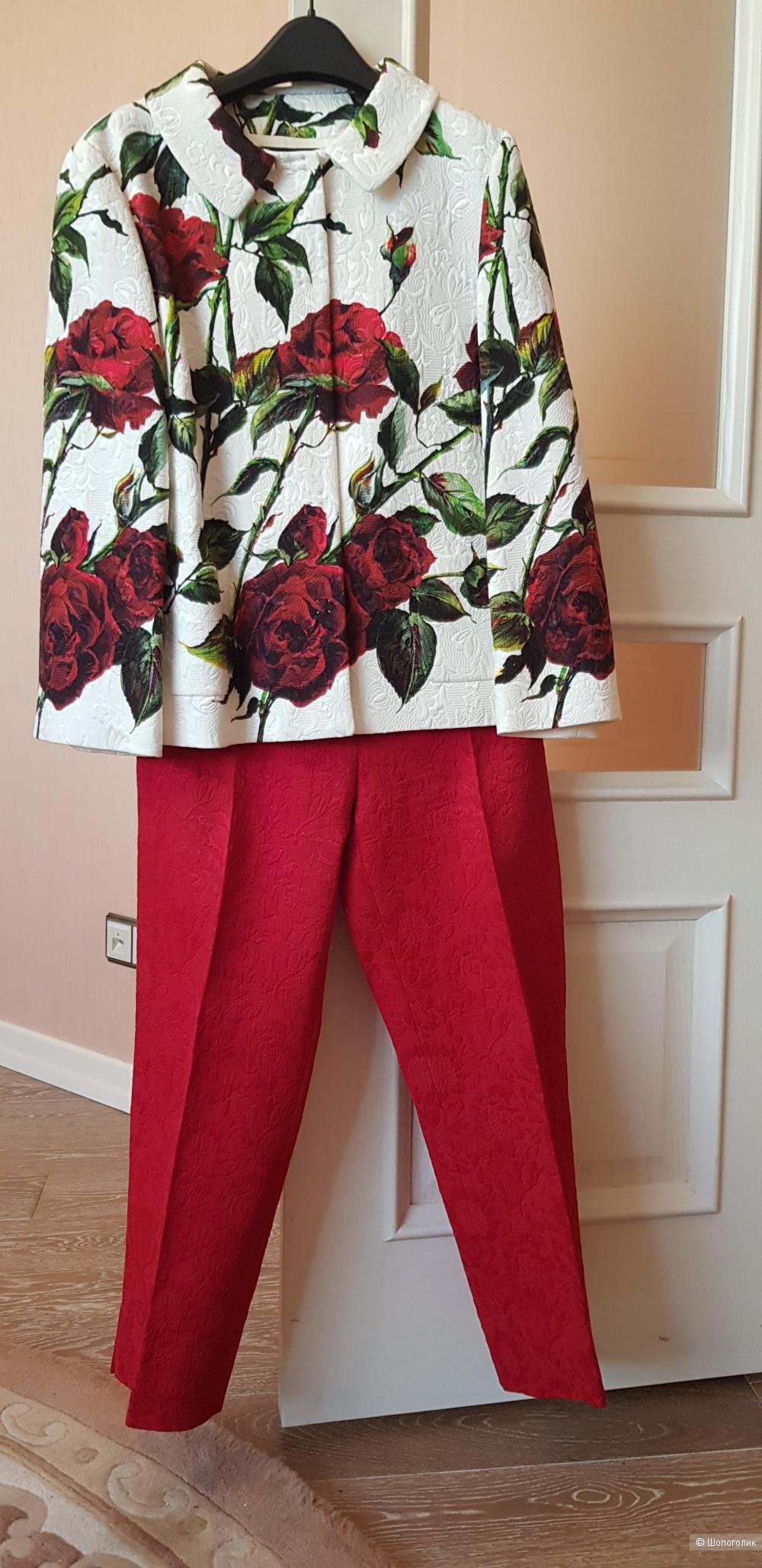 Брюки  , Dolce & Gabbana , 48 ит. размер