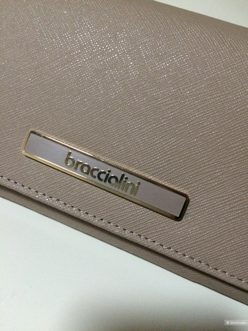 Кошелёк-портмоне Braccialini 20х10 см.