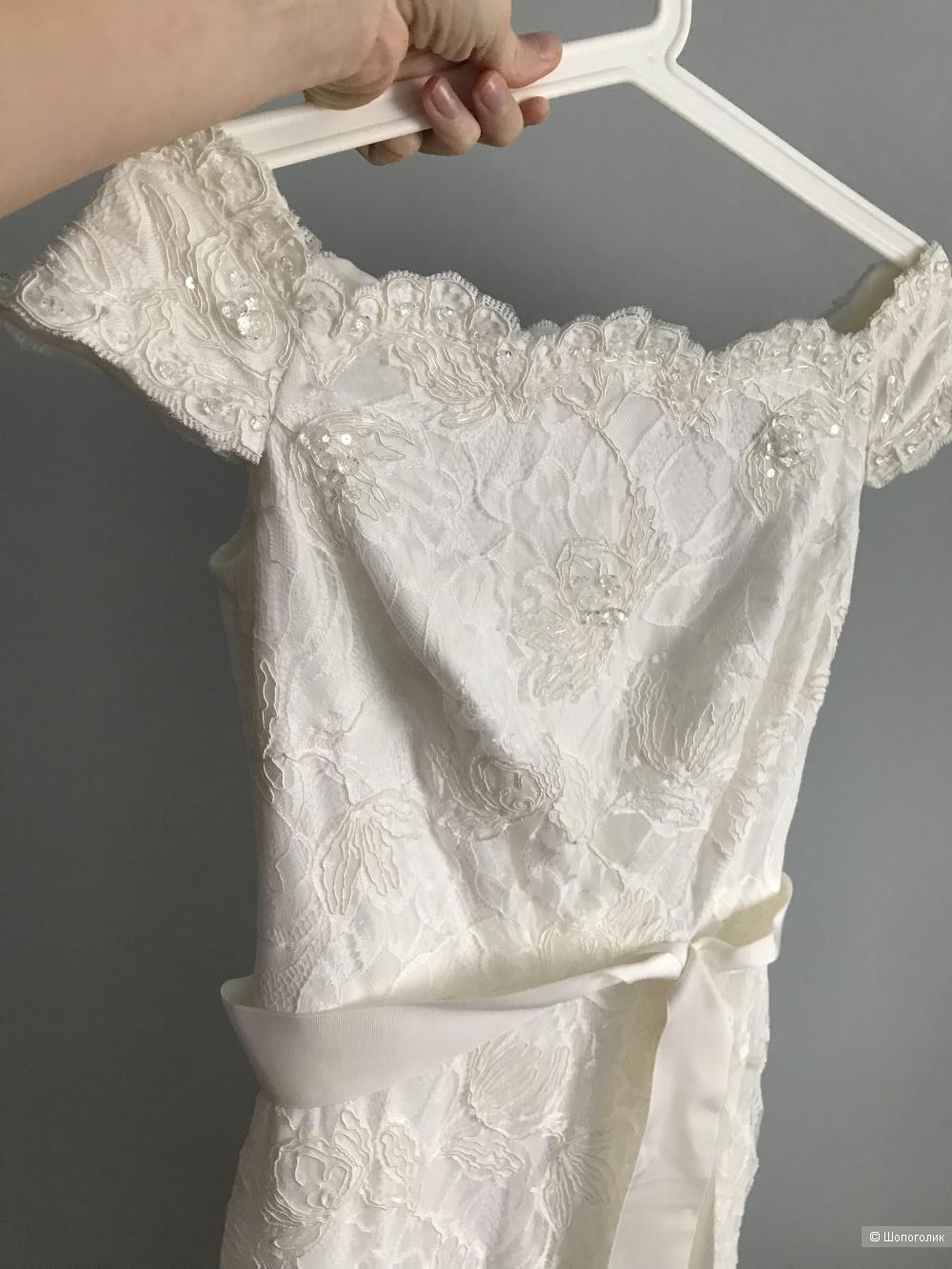 Свадебное платье Tadashi 42-44