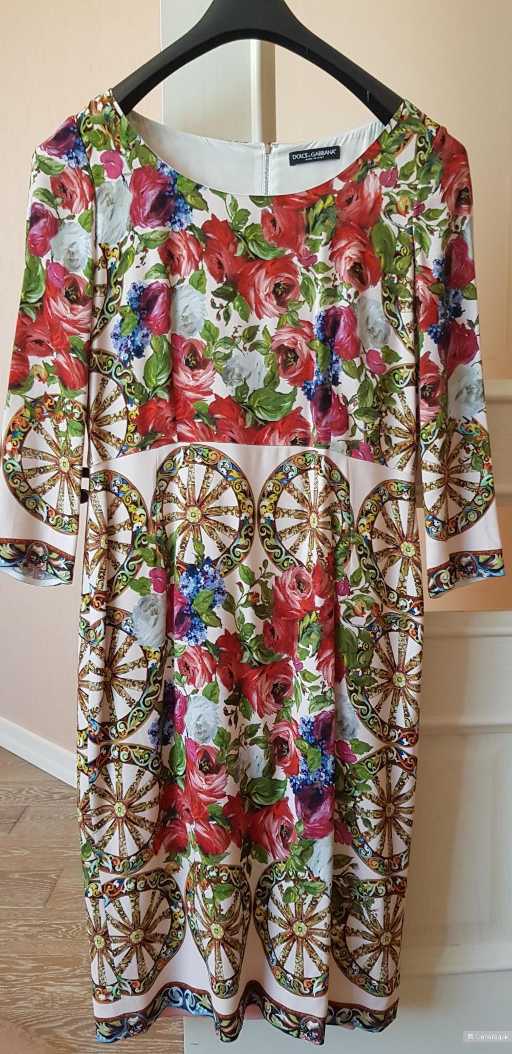 Платье , Dolce & Gabbana , 48ит. размер