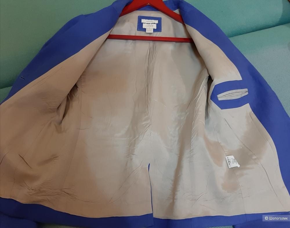 Пиджак J Crew размер 2 USA