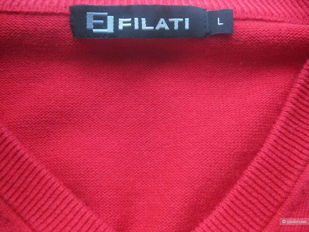 """Джемпер """"Filati"""" Австрия, унисекс, размер 52-54"""