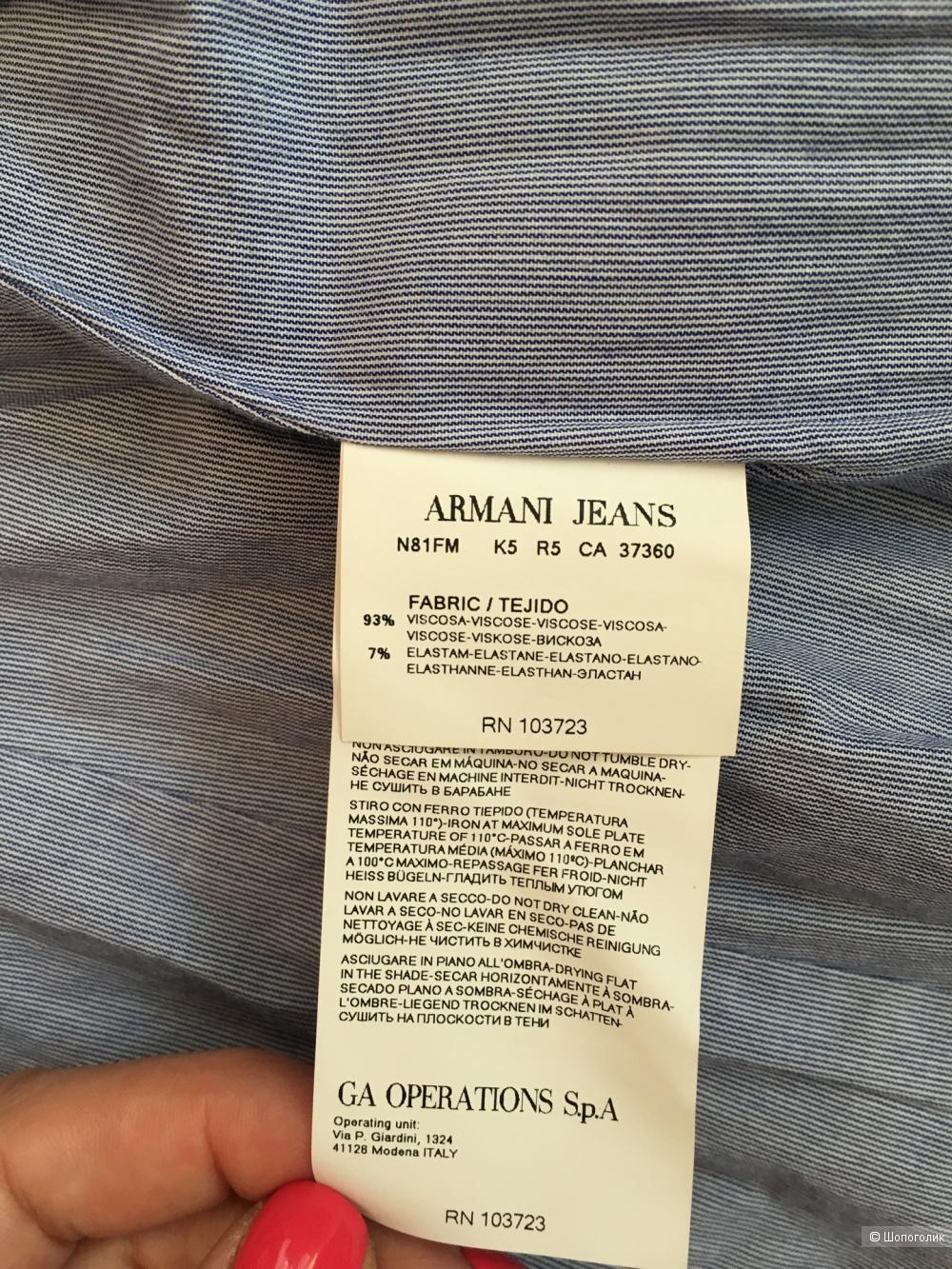 Жакет Armani Jeans, размер 40, 42