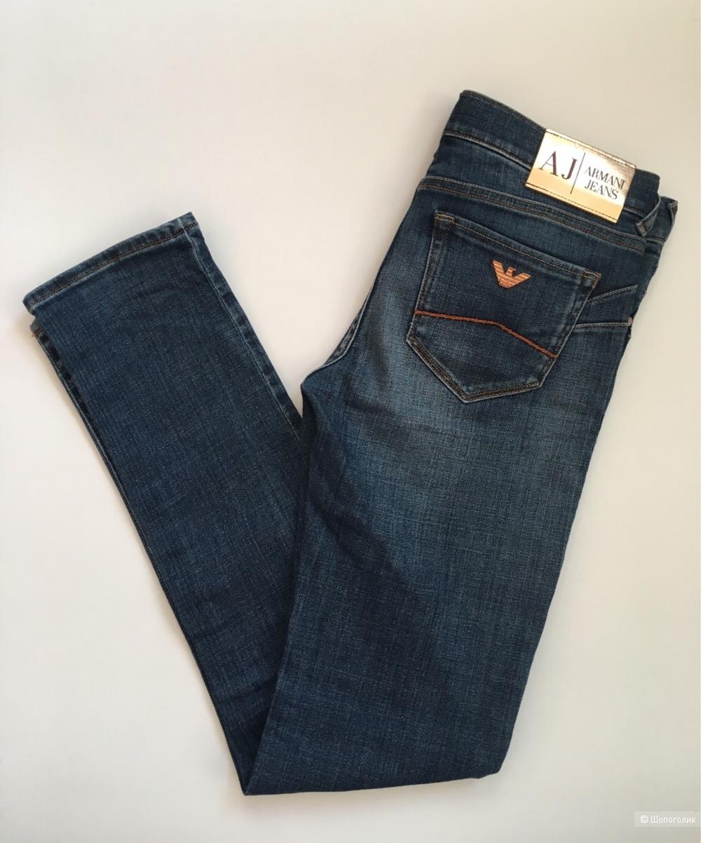 Джинсы Armani Jeans,  40, 42 размер