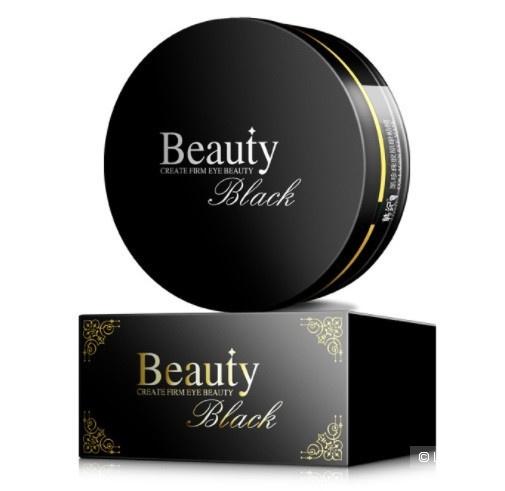 Гидрогелевые патчи для век Beauty Black с черным жемчугом и витаминным комплексом