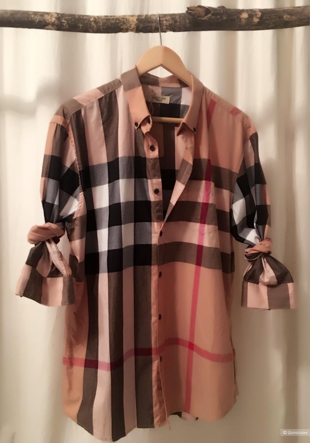 Рубашка Guttuso. Размер L.