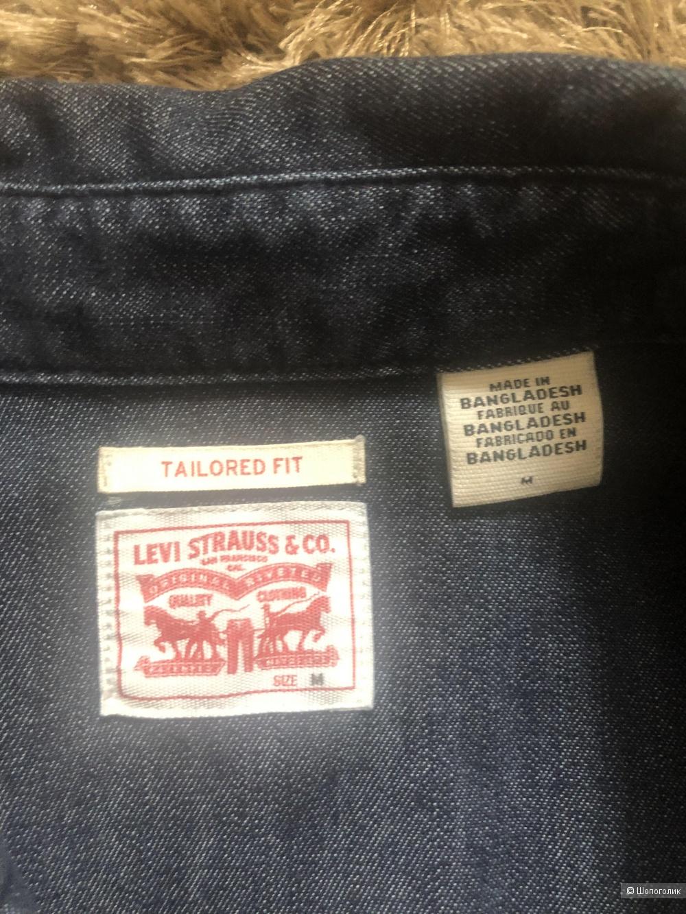 Рубашка Levi's. Размер M.