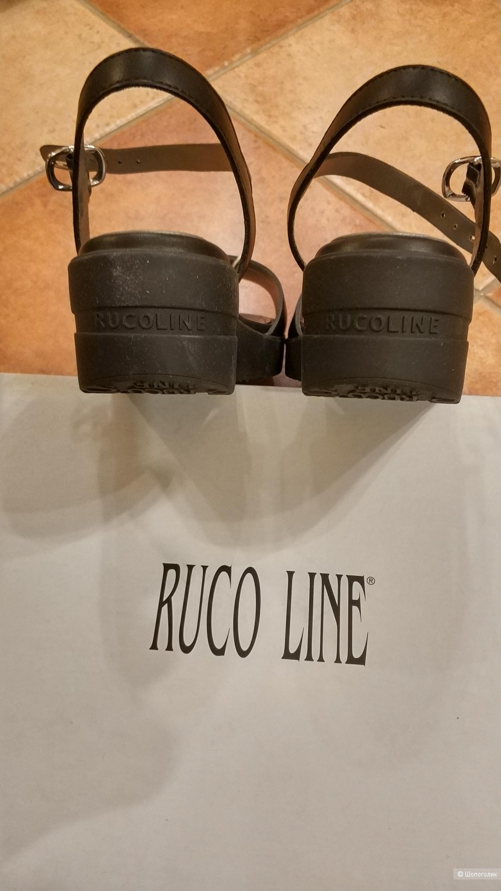 Босоножки Ruco Line, 40 р.