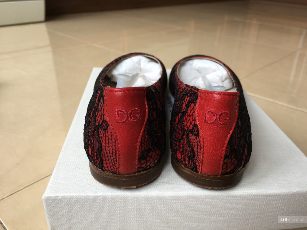 Балетки Dolce&Gabbana 31р.