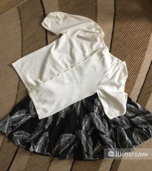 Сет из юбки Gerry Weber и джемпера Camaieu 46 размер