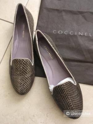 Слиперы Coccinelle, размер 38-38,5
