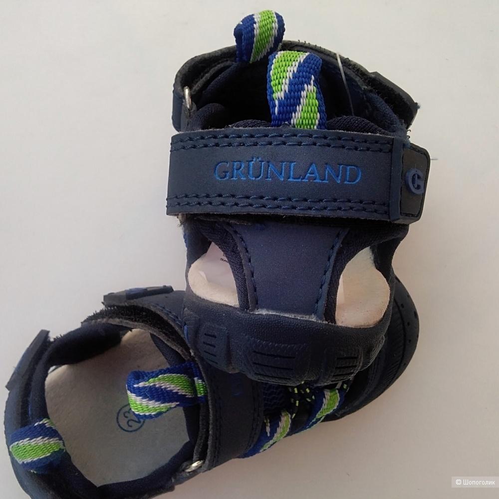 Сандалии Grunland 23 размер.