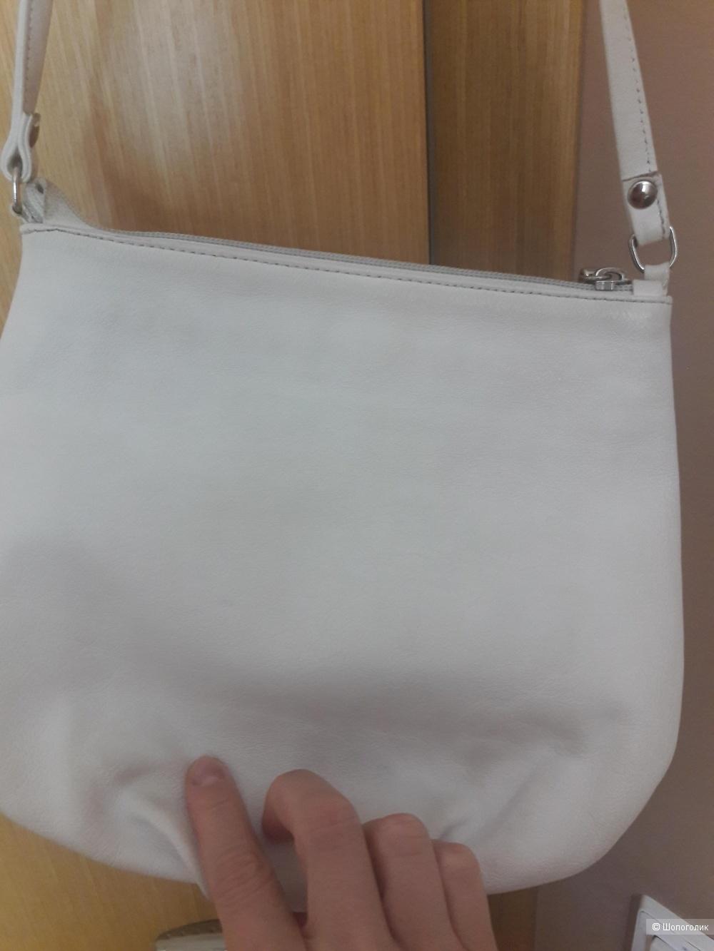 Кожаная сумка Arcadia