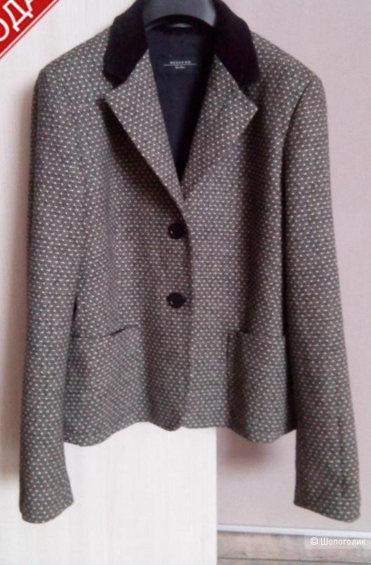 Пиджак, MaxMara, размер S-М