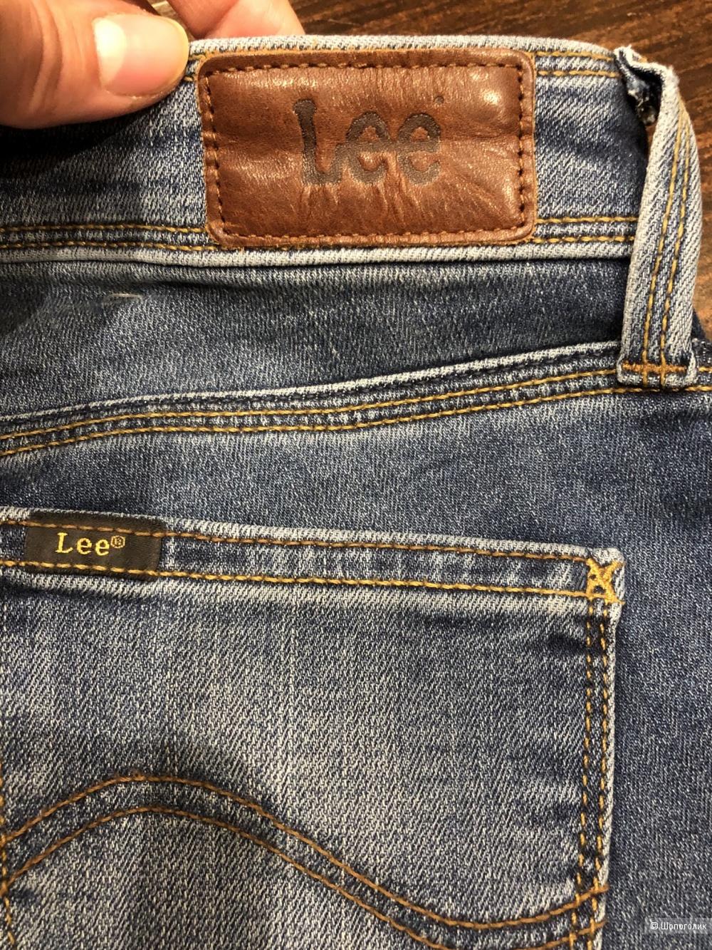Джинсы Lee 24 размер