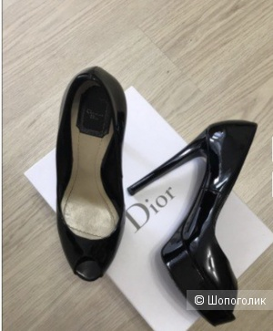 Туфли Christian Dior 40 размер.