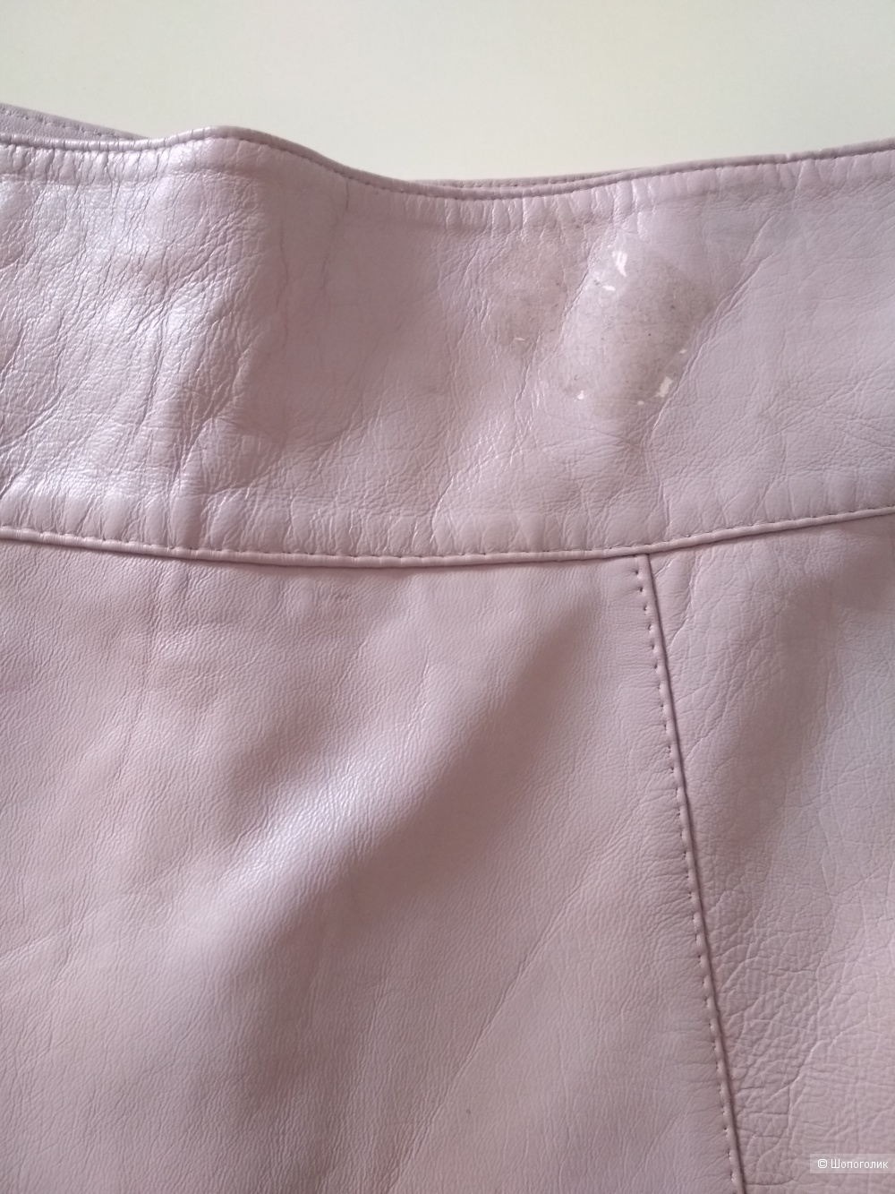 Кожаная юбка Estelle, р. 44-46