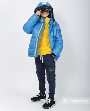 Зимняя куртка Gulliver, р-р 140