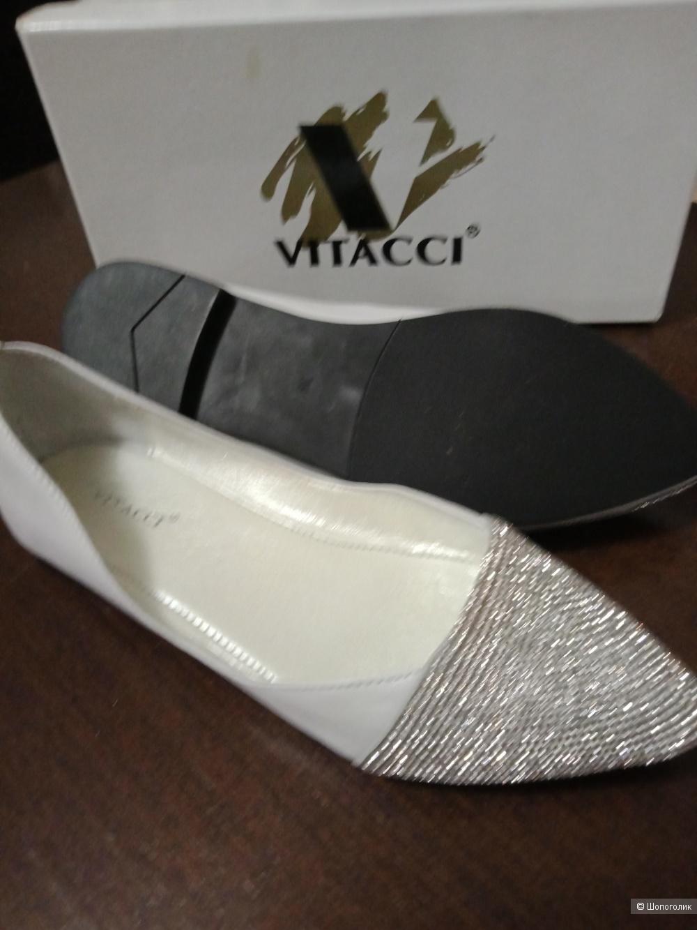 Балетки Vitacci 39р.