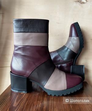 Высокие ботинки Luca Valentini размер 38