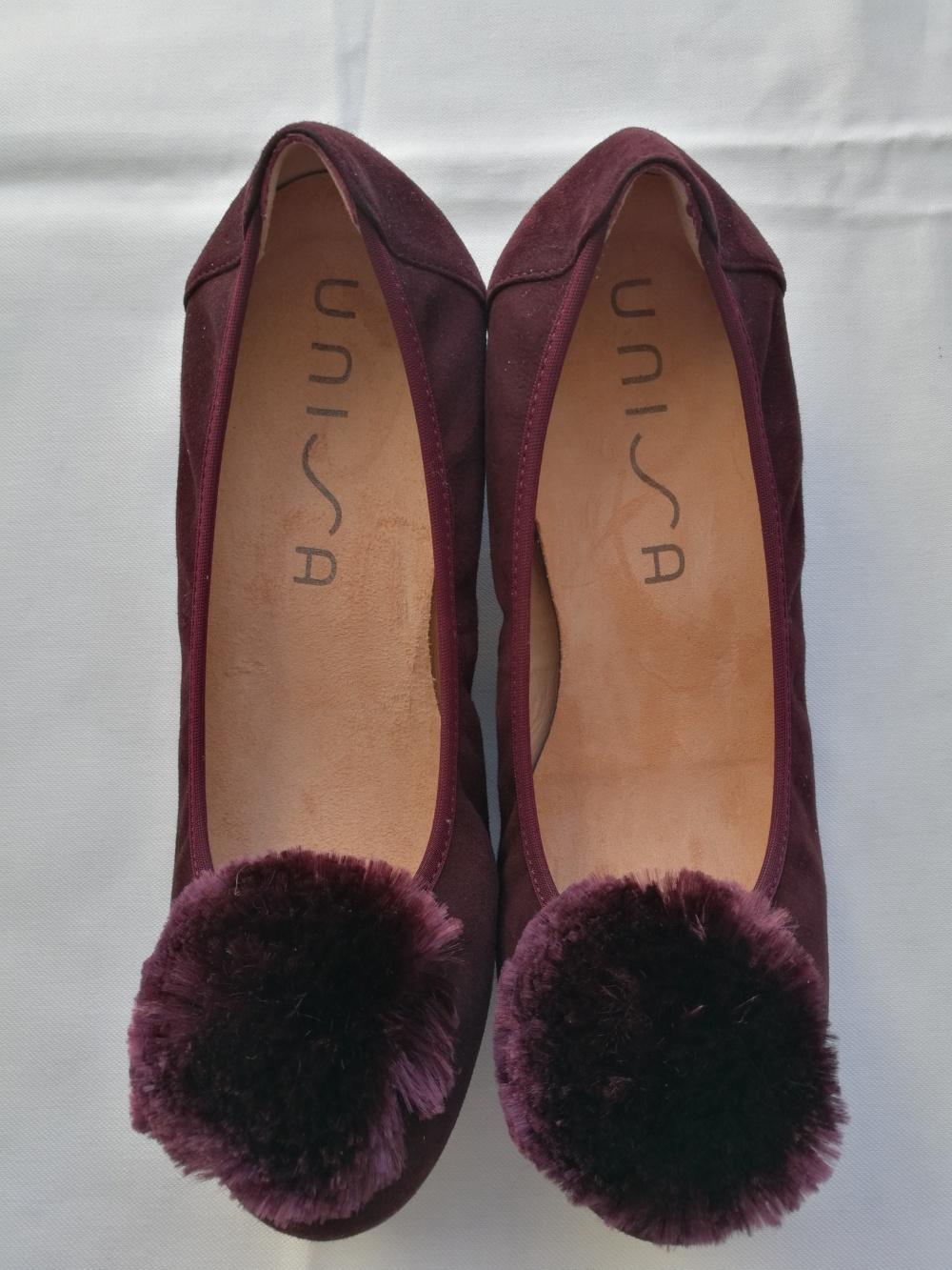 Туфли  UNISA, размер 39.