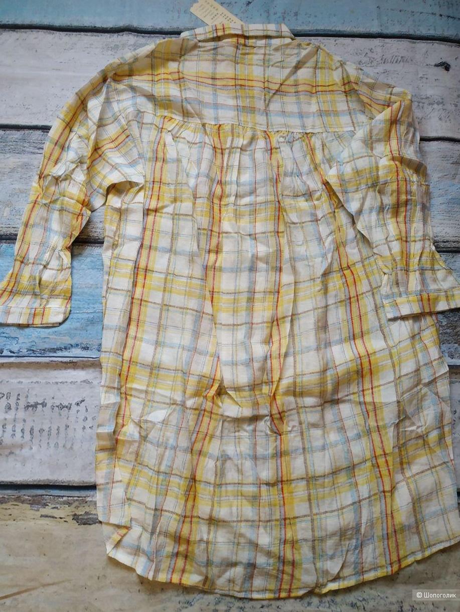 Рубашка oversize, 54-56