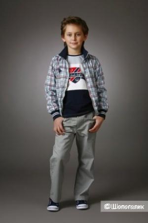 Весенне-летние брюки для мальчика Tutti Quanti на рост 122-128 см