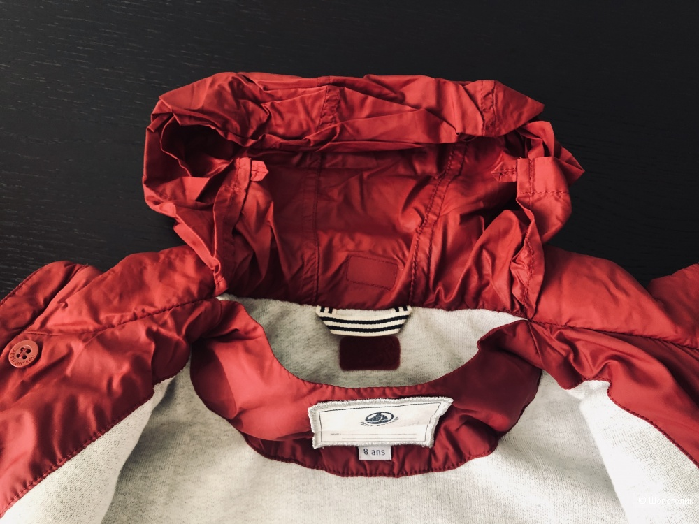 Куртка Petit Bateau , 8лет.