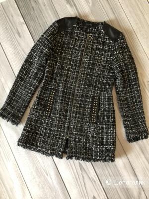 Пальто Zara размер 40-42