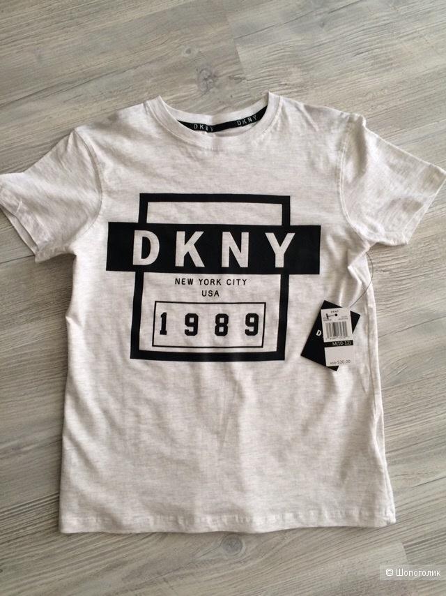 Футболка детская DKNY, р.10-12 лет