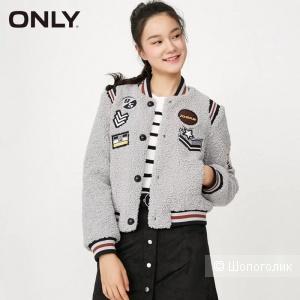 Куртка-бомбер Only, 42, 44, 46 размер