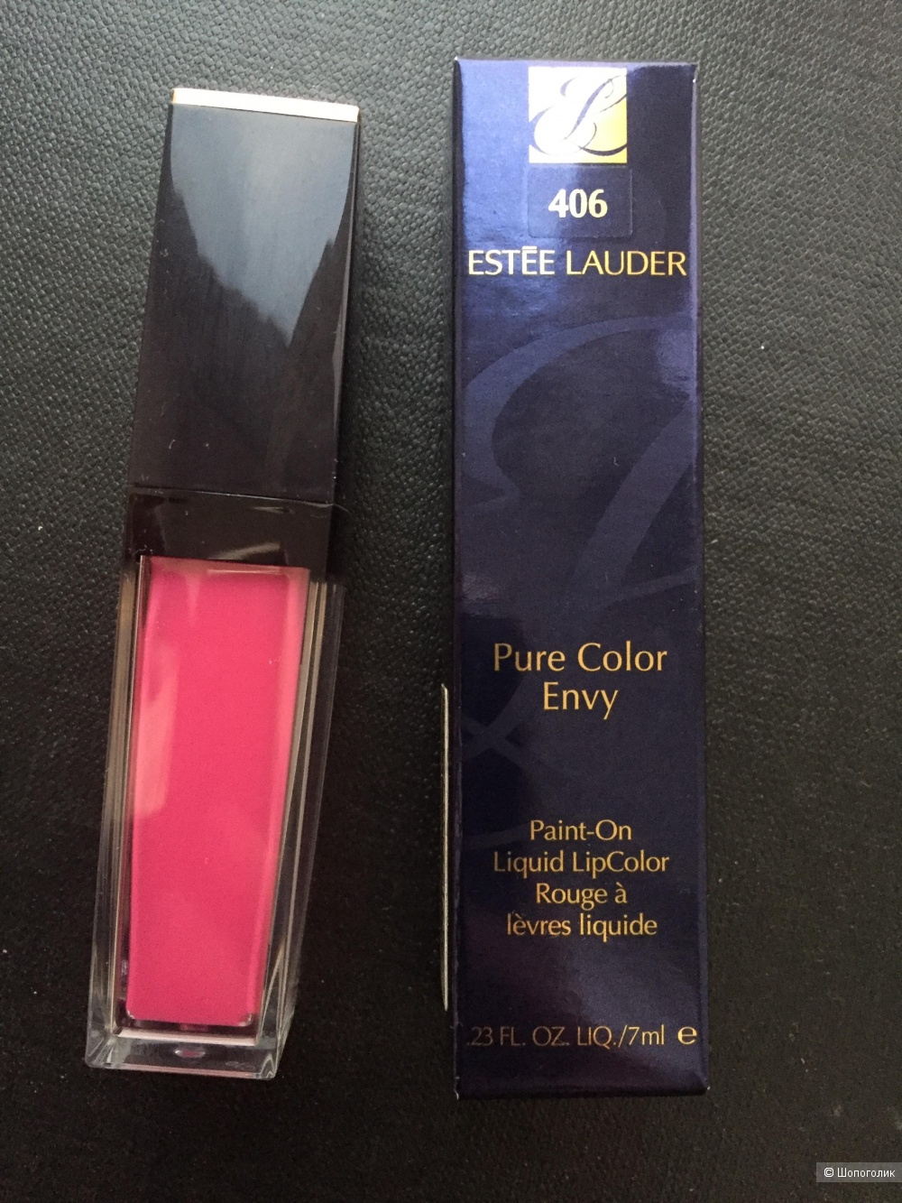 Жидкая помада Estee Lauder Pure Color Envy 406 Liquid Desire