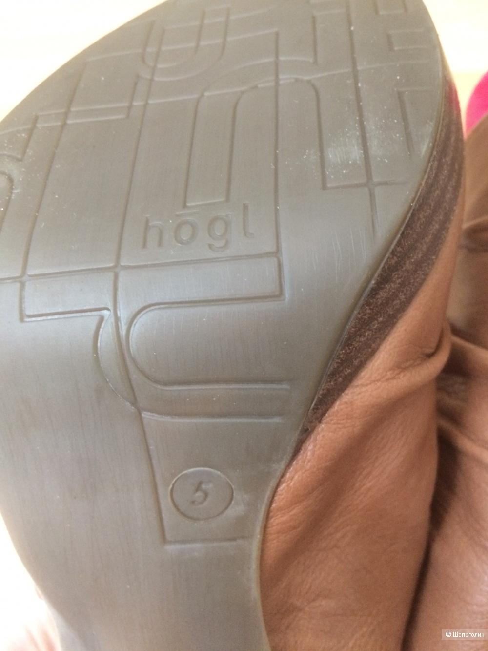 """Босоножки """"Hogl"""" размер 5"""