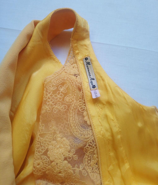 Платье Маленькая фея, 128