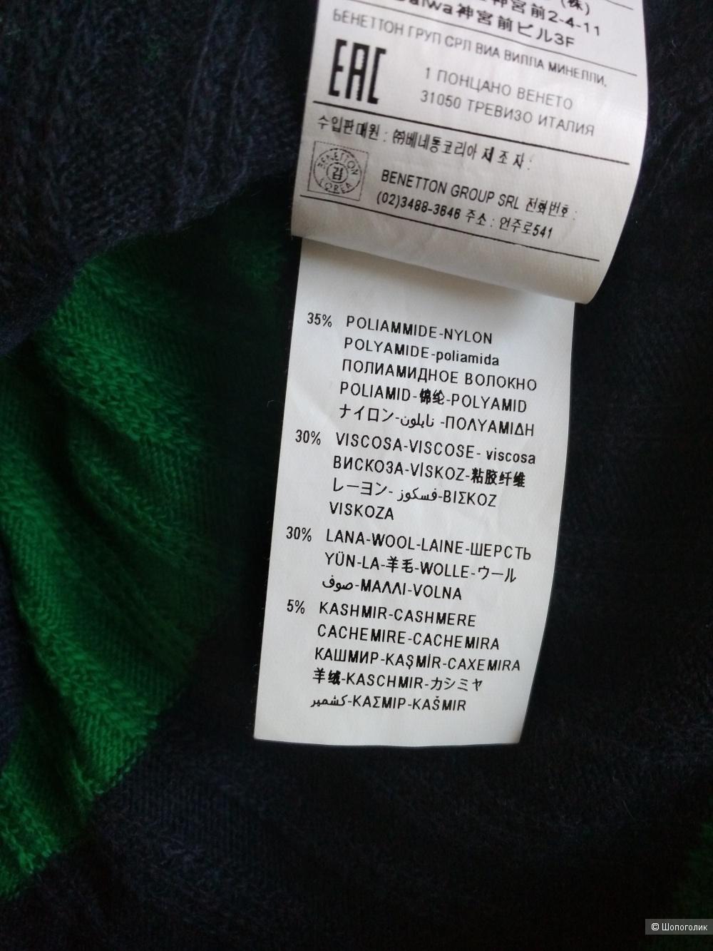 Джемпер Benetton р-р М