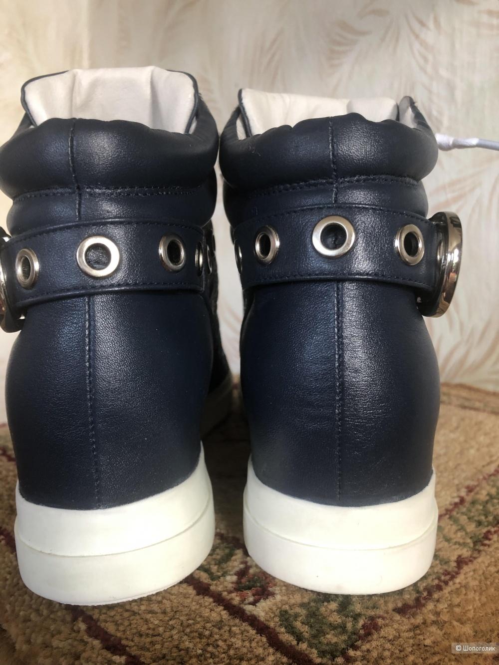Кеды / ботинки Tj collection, 39 р