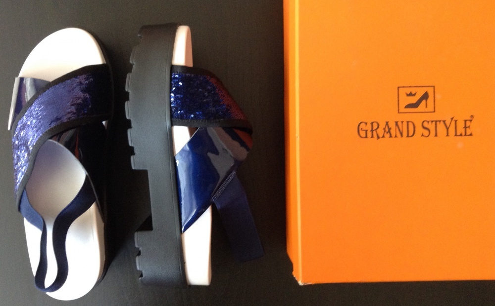 Сандалии Grand Style, 40 размер