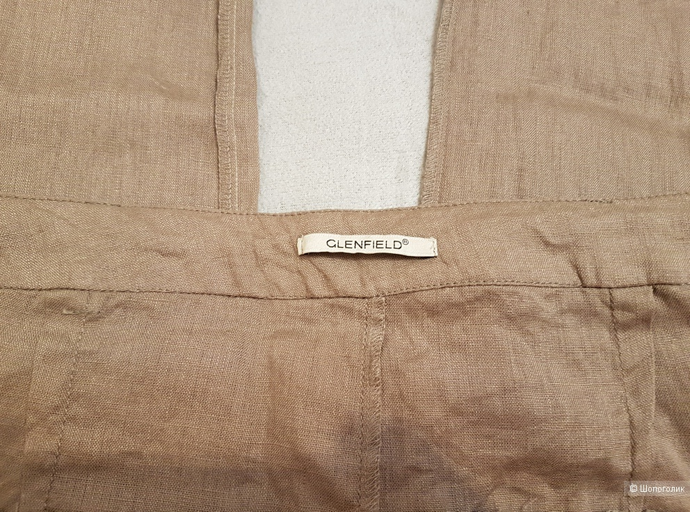 Льняные брюки Glenfield  42-44