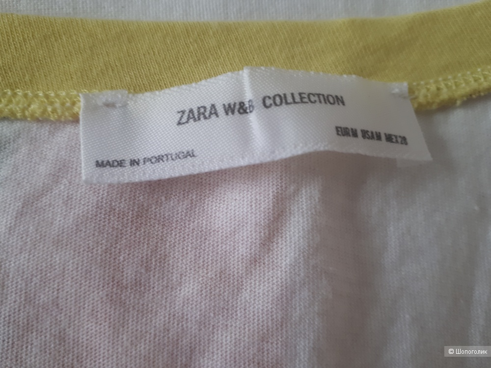 Топ Zara W&B Collection, M