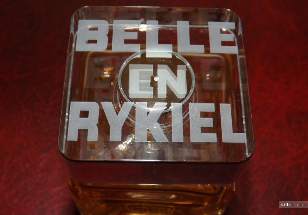 """Парфюмерная вода Sonia Rykiel """"Belle en Rykiel"""", остаток от 40 мл."""